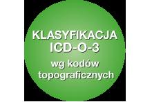 Klasyfikacja ICD-O-3 wg kodów topologicznych